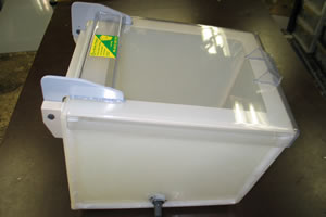custom live fish bait tank