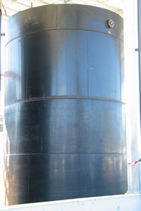 90,000 litre custom bulk chemical tank