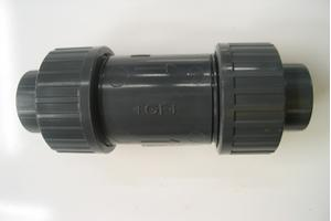 chemical checkvalve