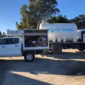 water tank repair and welding bundall gold coast
